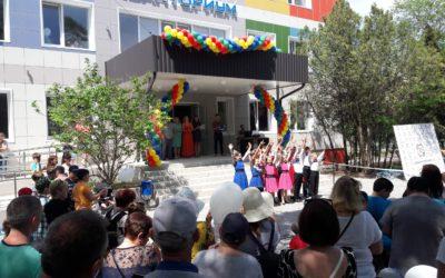 В детском технопарке «Кванториум» состоялся День открытых дверей!