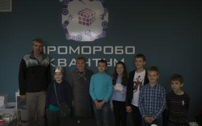 Евпаторийский Кванториум посетила депутат Госдумы Светлана Савченко
