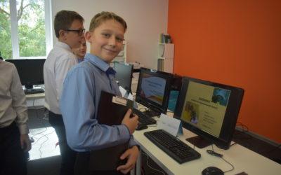 В евпаторийском детском технопарке «Кванториум» прошёл первый конкурс на лучший проект кванторианцев