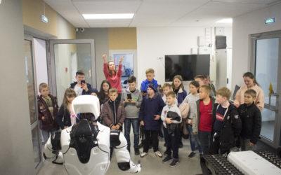 В детском технопарке «Кванториум» прошёл первый этап осенних Инженерных каникул