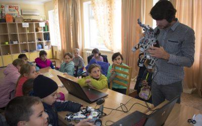 Детский технопарк «Кванториум» провёл второй этап осенних Инженерных каникул