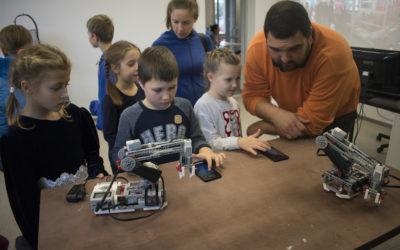В Евпаторийском Кванториуме состоялся Робототехнический хакатон