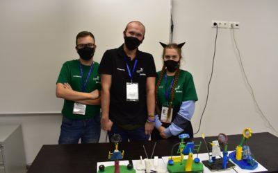 Кванторианцы приняли участие в чемпионате World Skills